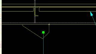Tekla Structures Training   2D   EDITING TECHNIQUE   09 SECTION SYMBOL