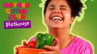 Peter Piper - Mother Goose Club Playhouse Kids Video