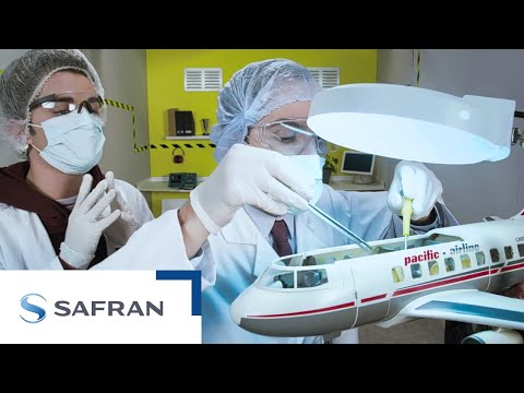 The aircraft cabin from cargo hold to ceiling - SimplyFly by Safran, episode 14