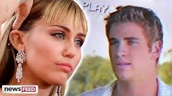 Miley Cyrus Pays Tribute To Liam Hemsworth Relationship In New Video!