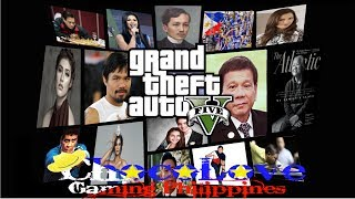 GTA V with Philippines Mods - Walkthrough Part 1