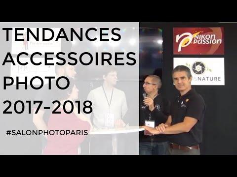 Salon de la Photo : la Matinale - tendances Accessoires photo 2017-2018