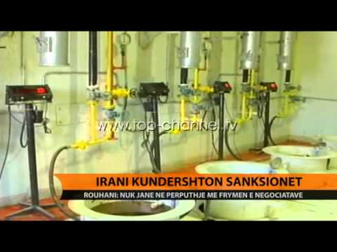 Irani kundërshton sanksionet e reja - Top Channel Albania - News - Lajme