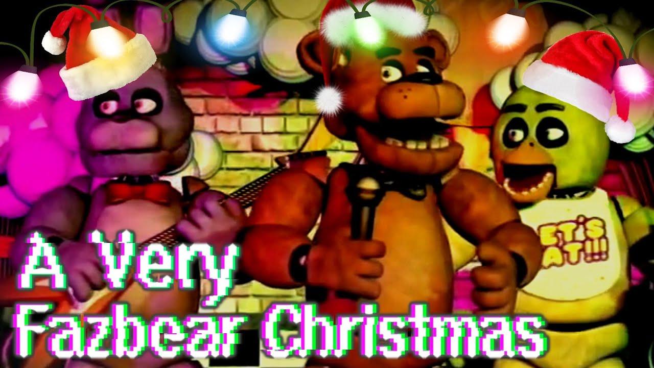 Cute Freddy Fazbear Wallpaper Quot A Very Fazbear Christmas Quot Five Nights At Freddy S