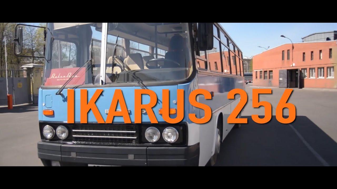Фильм IKARUS 256 Мечта Детства | Обзор, Ретро Тест драйв, История Создания | Pro Автомобили CCCР