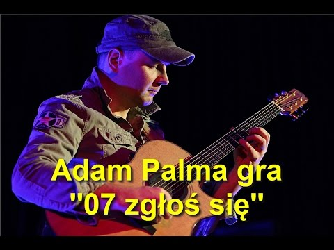 07 ZGŁOŚ SIĘ (07 Come In) - Adam Palma plays tribute to his favorite Polish TV series
