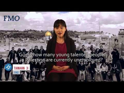 FMO - Finance for Jobs | De Partnership Verkiezing 2018