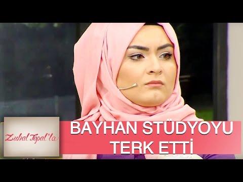 Zuhal Topal'la 61. Bölüm (HD) | Hanife'ye Veda Eden Bayhan, Stüdyoyu Terk Etti!