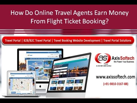 B2B Portal for Travel Agents, Air Ticket Portal Development, Travel Portal Consultancy
