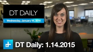 Two-faced phone, cool bubble car, Apple eyes action cams - DT Daily (Jan 14)
