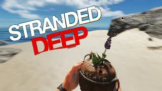 Stranded Deep (0.39 exp) - ДОБАВИЛИ ЛЕКАРСТВА!