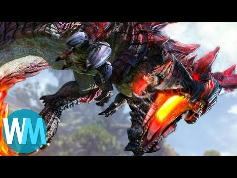 Another Top 10 Monster Hunter Monsters thumbnail