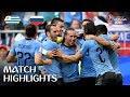 Resumo: Uruguay 3-0 Russia (25 Junho 2018)