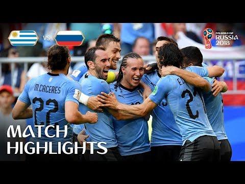 Uruguay v Russia - 2018 FIFA World Cup Russia鈩� - Match 33