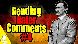 Germans Fuck Animals | Reading Hater Comments #4 | Get Germanized