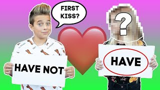 Never Have I Ever CHALLENGE w/ My CRUSH **EXPOSED** ❤️| Gavin Magnus ft. Coco Quinn