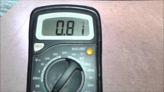 Funcionamiento y Prueba Sensor IAT (Sensor Tempera