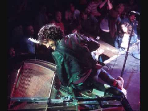 Bruce Springsteen - The E Street Shuffle (Bottom Line, 1975)