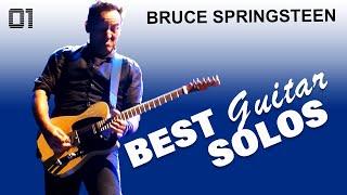 Bruce Springsteen BEST GUITAR SOLO - #01