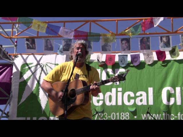 Seattle Hempfest 2011: Jim Page - Take Our Culture Back
