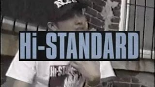 HI-STANDARD Years active: 1991-2000 Formed in: Japan Style: Punk-Ro...