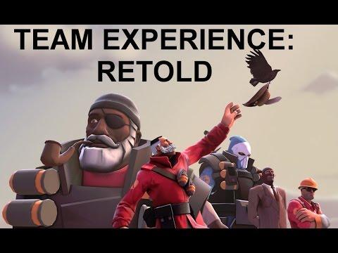 Hard reality (Team Experience: Retold Edition) [Saxxy 2015]