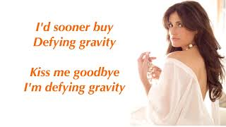 Idina Menzel - Defying Gravity (Pop version) Karaoke/Instrument
