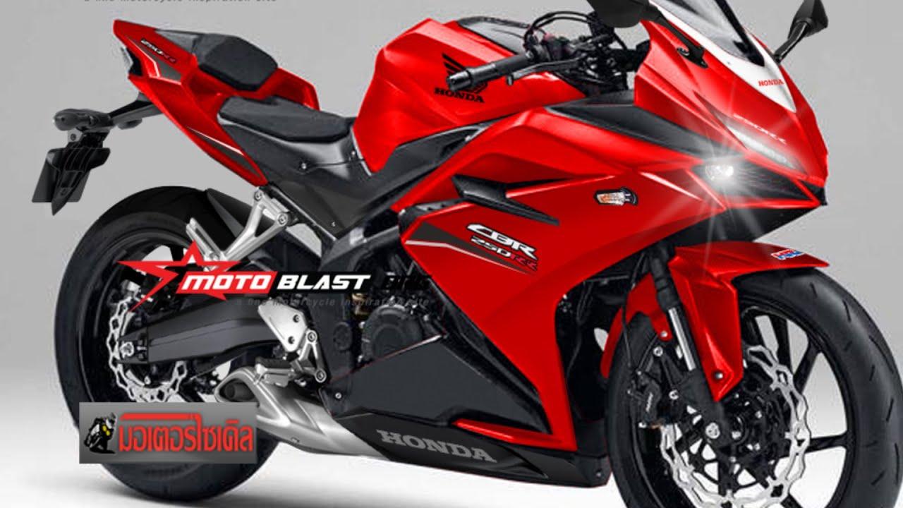 CBR250RR  CBR300RR vs YZFR3 Ninja 300