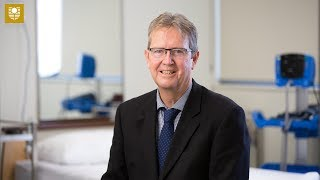 "Professor Christopher Reid | A ""lifelong passion"" to improve health and wellbeing"