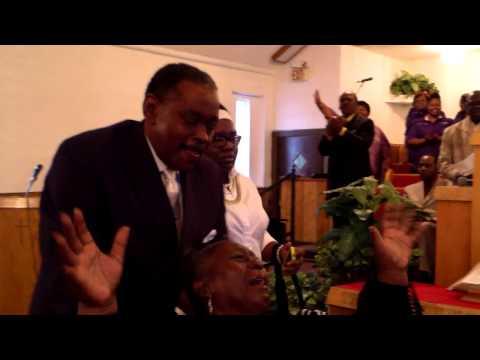 NEB Church Family -  God Moving as a member - Sis Beulah Derrough