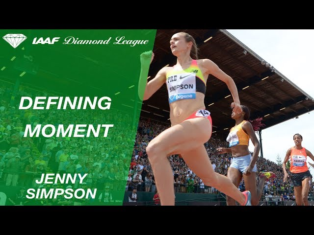 Jenny simpson pictures and videos