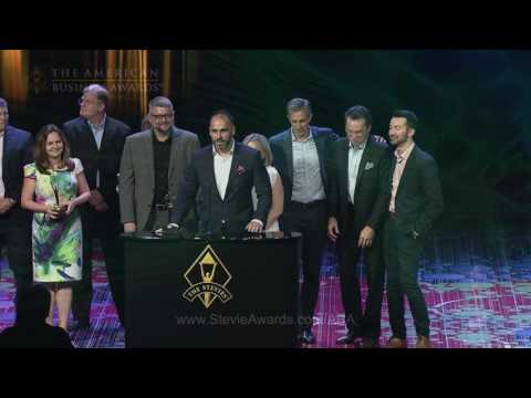 HomeServe USA of Chattanooga Wins Stevie Award in 2017 American Business Awards