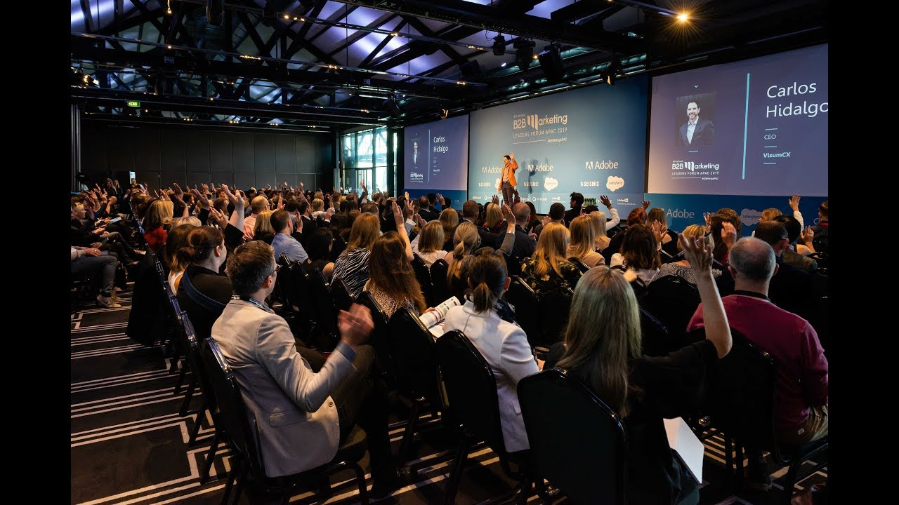 B2B Marketing Leaders Forum Melbourne 2019 | 19 November