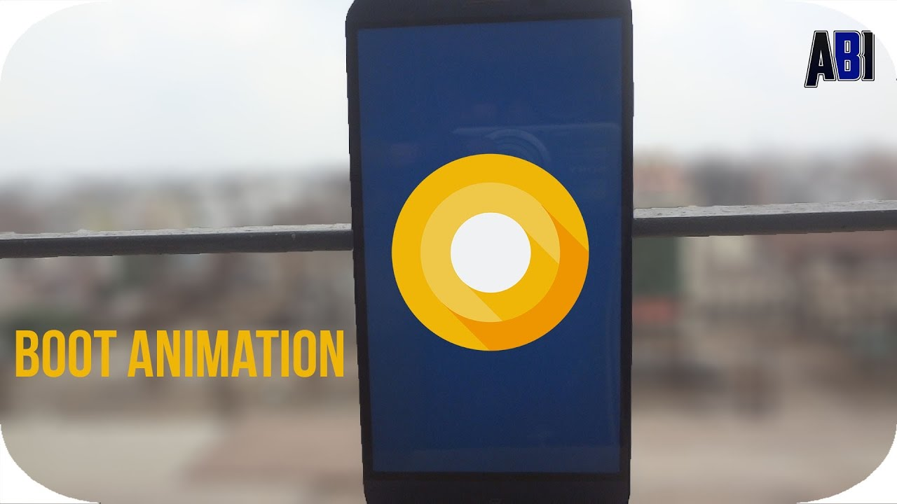 animation o android