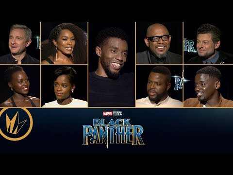 Black Panther: Sit Down With the Stars feat. Andre Meadows – Regal Cinemas