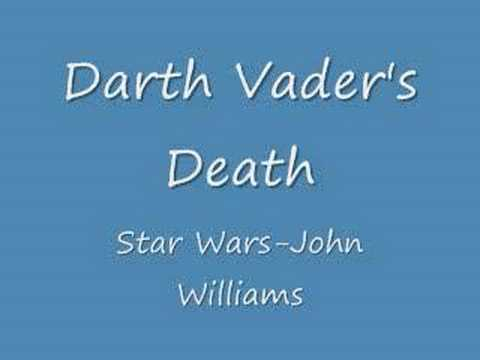 Star Wars VI - Darth Vader&39;s Death