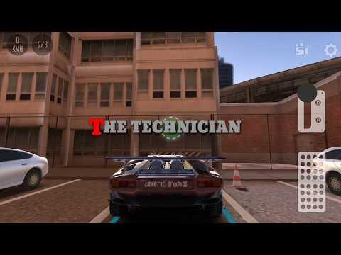 Real Car Parking 2017 | High Graphics | Starter mode LVL2 [HD]-THE TECHNICIAN