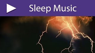 Tropical Storm for Deep Sleep Thunderstorm Sounds and Rain Sounds to Relax