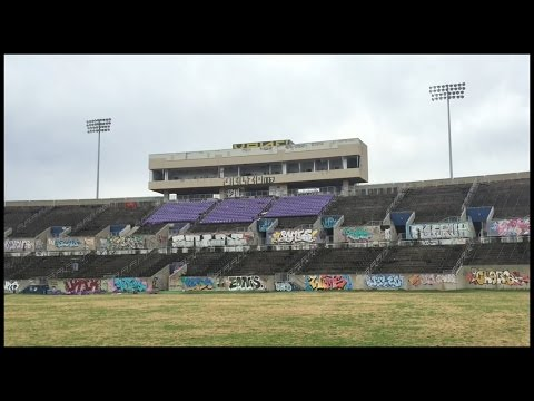 ABANDONED - Football Stadium (Atlanta, Georgia)