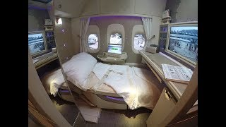 New Emirates First Class Suite | Boeing 777 | The Game Changer