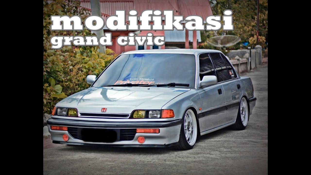 Kekurangan Honda Grand Civic Top Model Tahun Ini