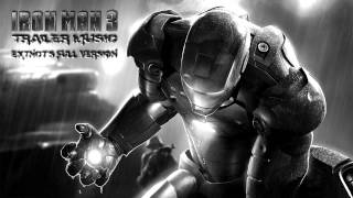 Iron Man 3 Trailer Music   FULL VERSION1