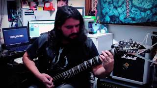 Warleggion - Living in Hell - Guitar Playthrough