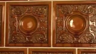 Кафельная печь работы АНКО. Изразцы.(, 2009-10-14T17:01:42.000Z)