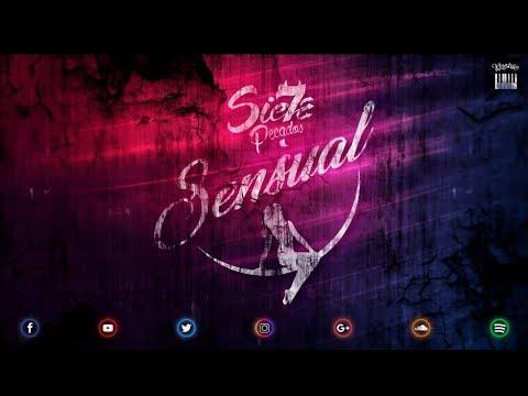 Sensual - Siete Pecados (Video Lyric Oficial)