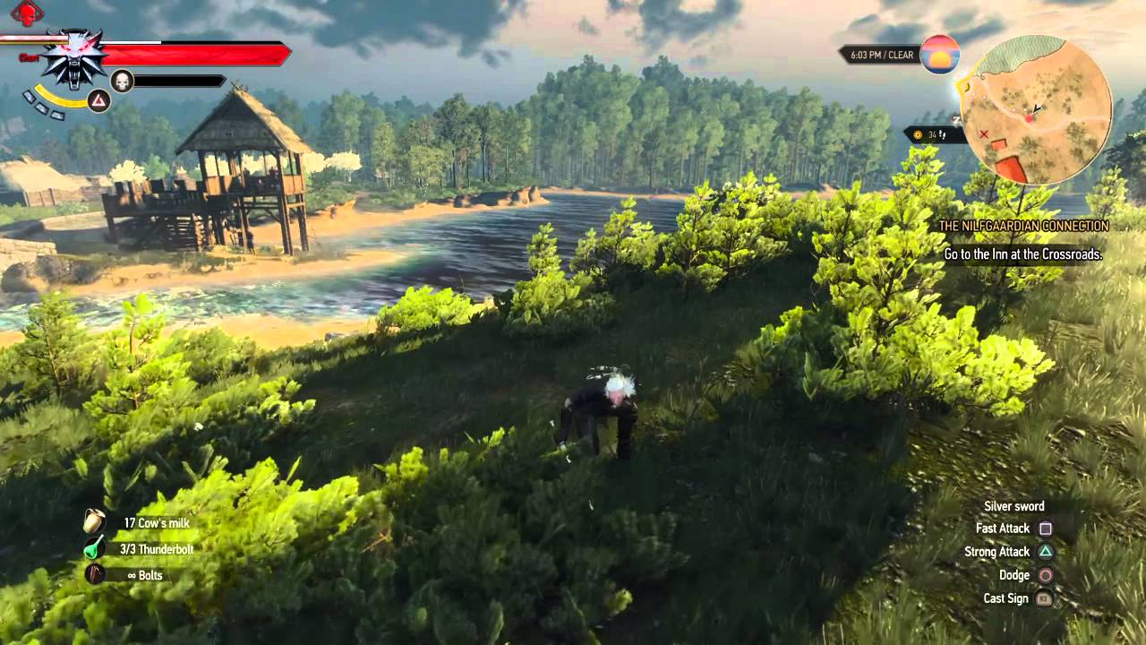 Don't Try The 'Witcher 3' Cow Glitch, Or You're In For A