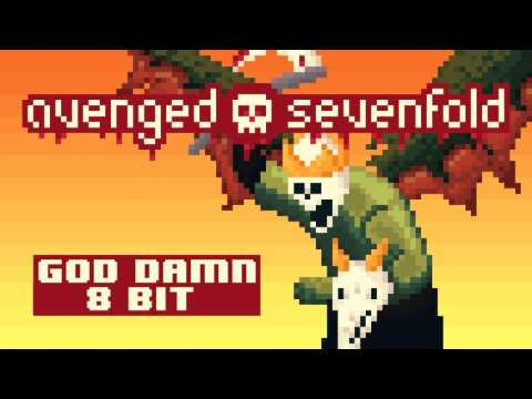 Avenged Sevenfold - God Damn - 8 Bit Remix