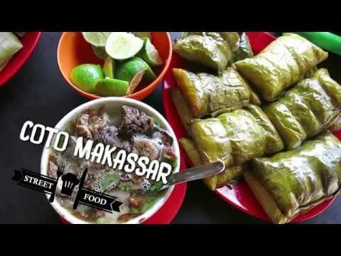 STREET FOOD INDONESIA COTO MAKASSAR
