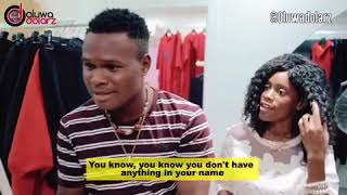 Download Oluwadolarz Room Of Comedy - Oluwadolarz takes his baby out (Oluwadolarz Room Of Comedy)