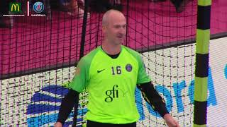 Best goal - September : Thierry Omeyer stop and goal against Zaporozhye
